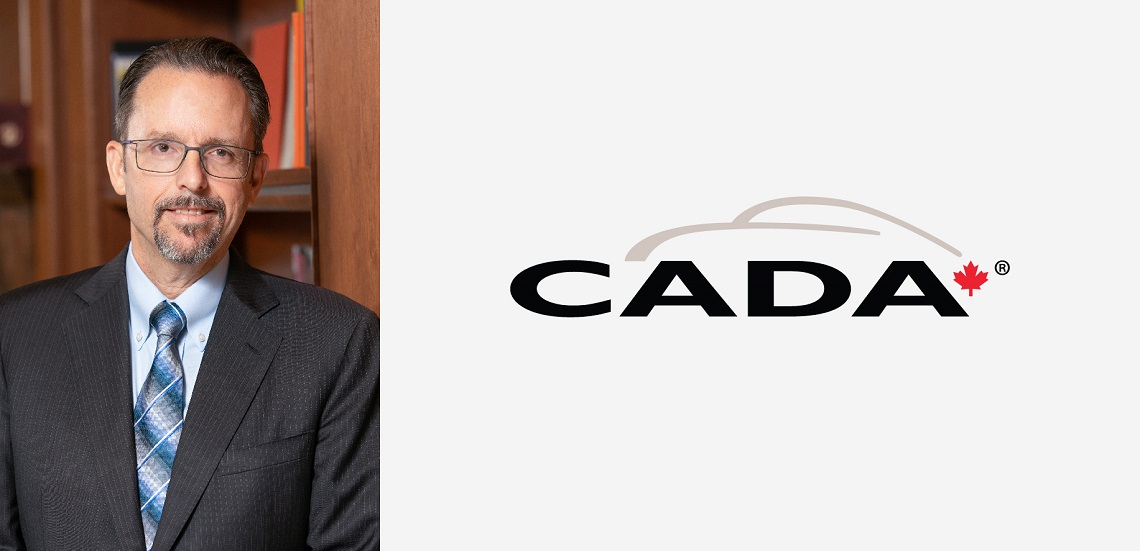 Ontario dealer Mike Stollery named 79th CADA Chairman