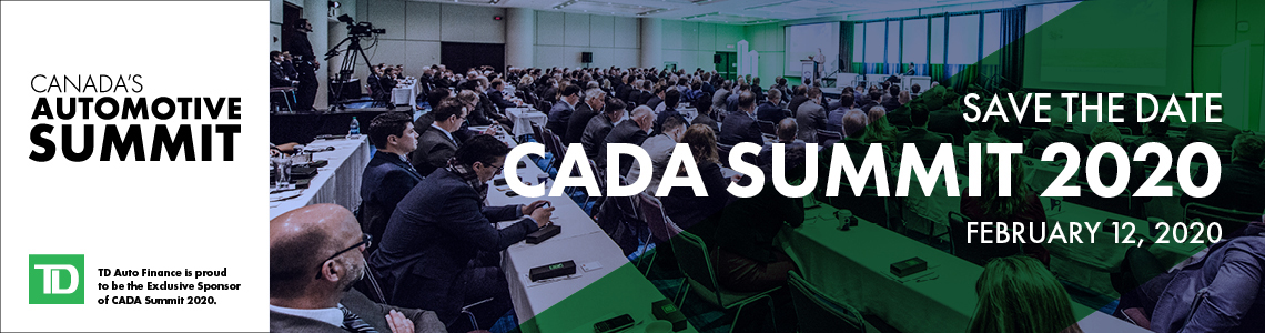 Save the date for CADA Summit 2020, February 12, 2020